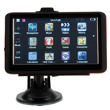 "LCD Touch Screen 5""Inch TFT Car GPS Navigation USA Canada and Mexico Map"