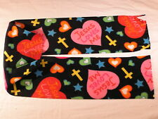 Jesus Loves Me Fleece Scarf