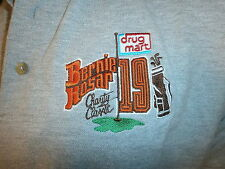 BERNIE KOSAR #19 CHARITY CLASSIC POLO SHIRT Golf Cleveland Browns Ohio Drug Mart