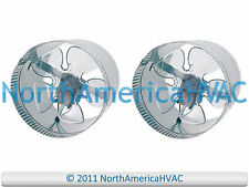 "2x 8"" Round In-Line Air Duct Booster Fan 115 Volt T9-MCM8 T9-DB8 DB8 500 CFM USA"