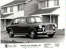 Vanden Plas Princess 1300 original b&w Press Photograph Pub. No. 213689