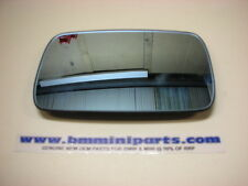 BMW E36 E34 CONVEX HEATED MIRROR GLASS PASSENGER SIDE 51168119162