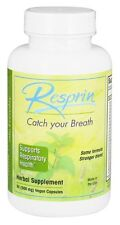 NU Century Herbs - Resprin Natural Breathing Enhancement - 90 Vegetarian