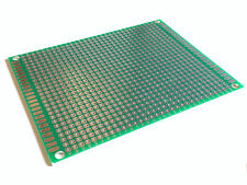 Perfboard 90x70 mm | Pitch 2.54 mm | Double Sided | FR-4