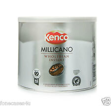 New Kenco Millicano Milano WholeBean Instant Ground Roast Coffee Cofee 500g