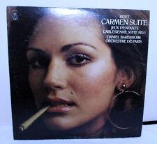 Bizet Carmen Suite ~ Jeux D'ENFANTS ~ 1973 France ~ Angel S-36955 ~ Vinyl 33 1/3