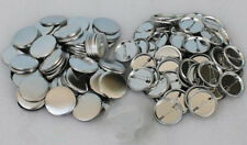 DIY 100Sets  metal Pin Badge Button Parts Supplies for Pro Maker 58mm