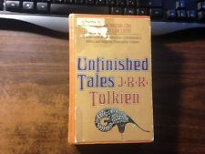 Unfinished Tales of Numenor and Middle-Earth by J. R. R. Tolkien 1st HC Ex