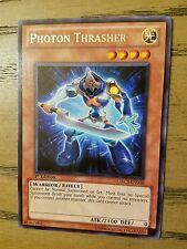 Photon Thrasher - ORCS-EN008 - Rare NM Order of Chaos Yugioh
