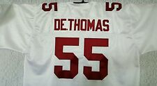 #00 Alabama Crimson Football Jersey Your Name&Number  Sewn On.