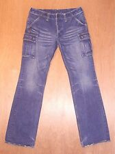 Mens TMT BIG HOLIDAY Cargo Workpants size 34 x 34