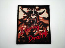 LIVING DEATH - Metal Revolution  PATCH
