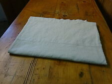 Antique European Linen, Hemp,Flax Homespun Linen Sheet 78'' x 48'' #7579