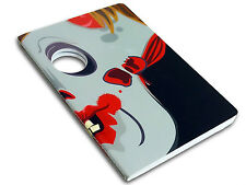 MollaSpace Peeping Notebook, ZOMBIE horror series 5.8 X 8.3 inches disguise book