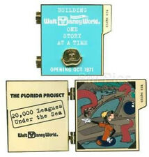 LE 750 Florida Project Goofy 20,000 Leagues Under the Sea Big Squid Disney Pin