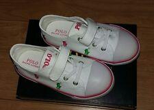 Marca Nuevo Chicas Ralph lauren zapatillas tamaño 8