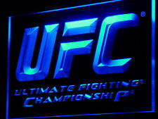 UFC Ultimate Fighting Championship Neon Sign 3D Led Light Gift Men Cave Room Bar