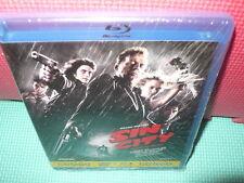 SIN CITY - BLU-RAY + DVD - NUEVO -