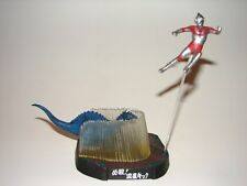 Ultraman Jack vs King Saurus III Figure from Ultraman Diorama Set! Godzilla