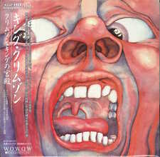 KING CRIMSON-IN THE COURT OF THE CRIMSON KING -JAPAN MINI LP HQCD G09
