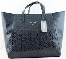 NEW Guess *Liberate*  Black Tote Handbag Bag Purse