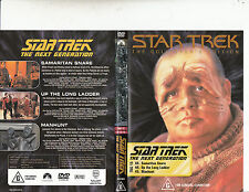 Star Trek:The Next Generation:TNG 15-1987/94-TV Series USA-3 Episodes-DVD