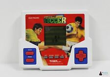 LCD Telespiel Handheld Game Spiel - WORLD WIDE SOCCER - Tiger - 80er - Watch