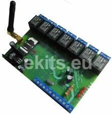 DTMF GSM Remote Control Relay Output