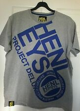 T shirts mens,HENLEYS,grey,sizeL,used,chest24inch