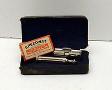 Antique Gem Razor Pat 1912 Speedway Blades