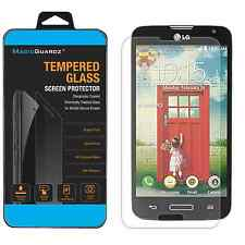 Premium Tempered HD Glass Film Screen Protector for LG Optimus L90 D405 D415