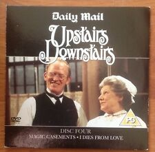 DVD - DOWNSTAIRS DISC 4 Magic Casements/I Dies From Love- NEWSPAPER PROMO