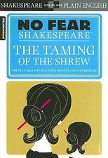 The Spark Notes No Fear Shakespeare: The Taming of the Shrew (SparkNotes No Fear