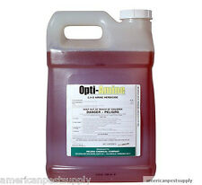 Opti Amine 2,4-D Amine Herbicide 2.5 Gals  46.7% 2,4-D for  Broadleaf  Weeds