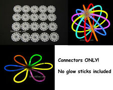 Set of 20 Glow Ball/Flower Connectors