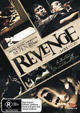 Revenge - A Love Story (DVD, 2012) BRAND NEW!
