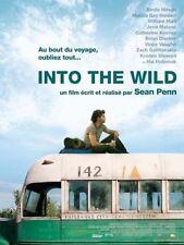 Affiche roulée 40x60cm INTO THE WILD 2007 Sean Penn - Emile Hirsch, Hurt NEUVE