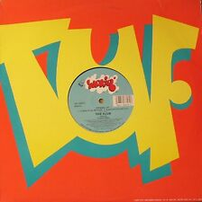"""The Klub featuring Crystal Glass - Stand Up: 5 Mixe (12"""" Maxi-Single USA 1989)"""