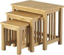 Ashmore Nest of Tables in Ash Veneer