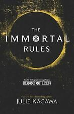 The Immortal Rules (Blood of Eden) by Kagawa, Julie