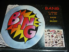 CD.BANG.BANG/MUSIC.72+73.EXCELLENT GROUPE DE HEAVY US 70'S A LA LED ZEPPELIN.DIG