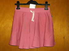 Next Cotton Blend Pull On Flared Skater Style Skirt 11yr 146cm Pink BNWT