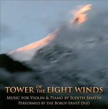 Tower of the Eight Winds: Music for Violin & Piano, New Music