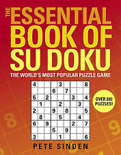 The Essential Book of Su Doku: The World's Most Popular Puzzle Game