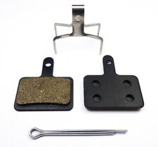 Shimano Deore Disc Brake Pads M395 M525 Semi Metal Resin Inc SPLIT PIN -1 Pair
