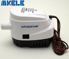 750GPH 12V Automatic Boat Bilge Pump From Chinese Factory Rule Automatic Pump