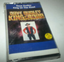 Dave Dudley King of The Road Cassette - SEALED