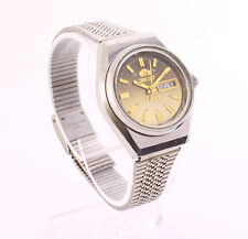 Orient AAA automatic women's wrist watch, day/date. Cal.55741, gradient dial 21J