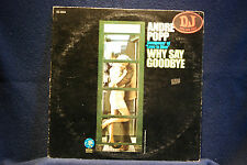 ANDRE POPP-My Way of Music-Easy Space Variety Promo Rare VG++ LP