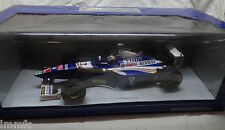 BUILT 1/18 WILLIAMS RENAULT F1 1997 French GP H. FRENTZEN rare special edition